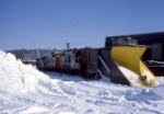 Shoreham snowplow